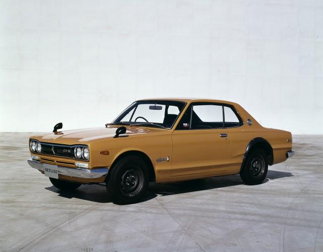 1970 Nissan Skyline GT-R KPGC10
