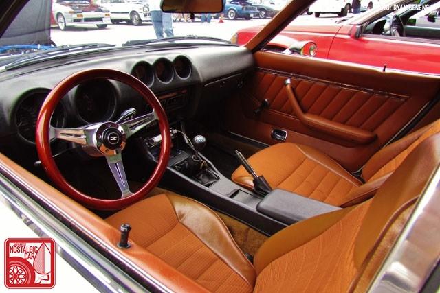 Datsun 280Z Kit Interior Team_Nostalgic Chicago
