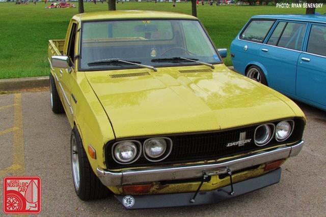 Datsun 620 Front Team_Nostalgic Chicago