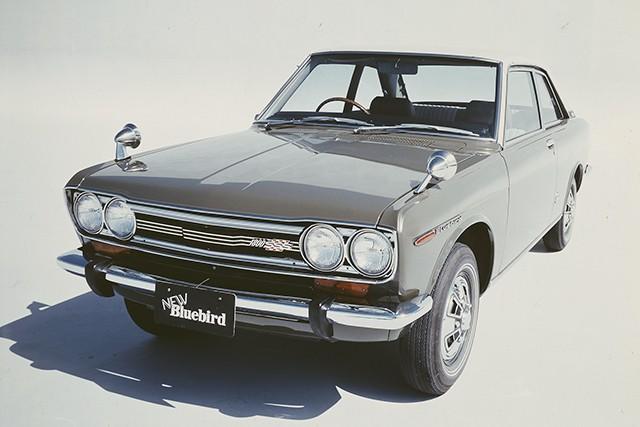 Datsun Bluebird Coupe 1800SSS