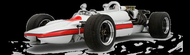 Honda RA-302 replica