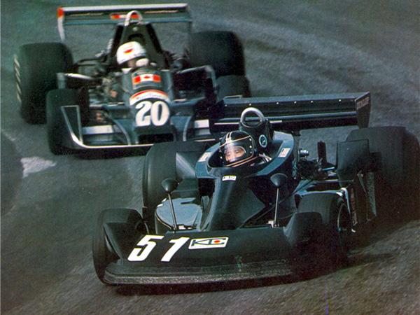 Kojima KE007 1976 Japan GP