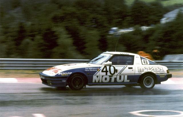 Mazda RX7 FB Tom Walkinshaw