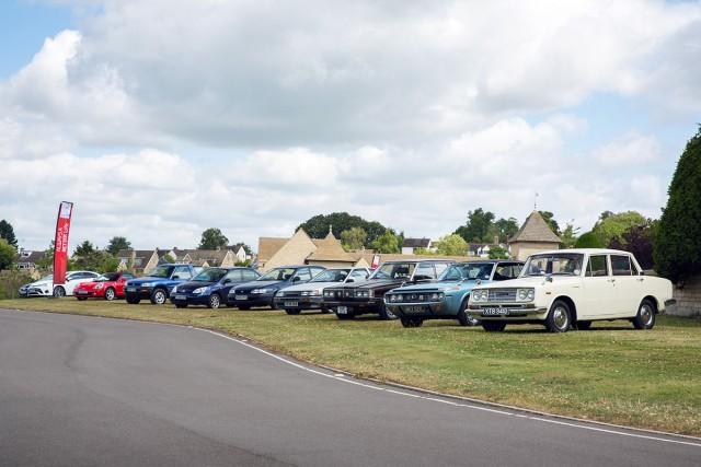Toyota UK 50th Anniversary 10