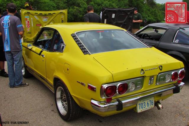 Mazda RX3 Rear Team_Nostalgic Chicago