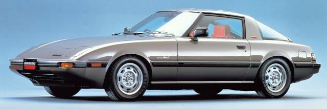 Mazda Savanna RX-7 Turbo