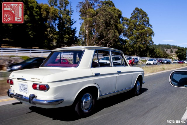 Nissan Heritage Collection Datsun 411 02