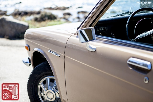 Nissan Heritage Collection Datsun 510 29