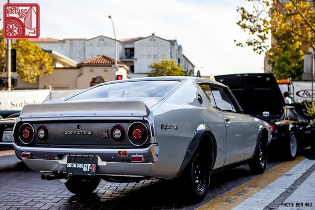 Nissan Skyline GT-R KPGC110 00127 auction 02