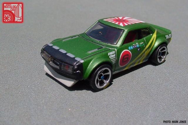 Zero Celica Hot Wheels custom by Scale-Master 01