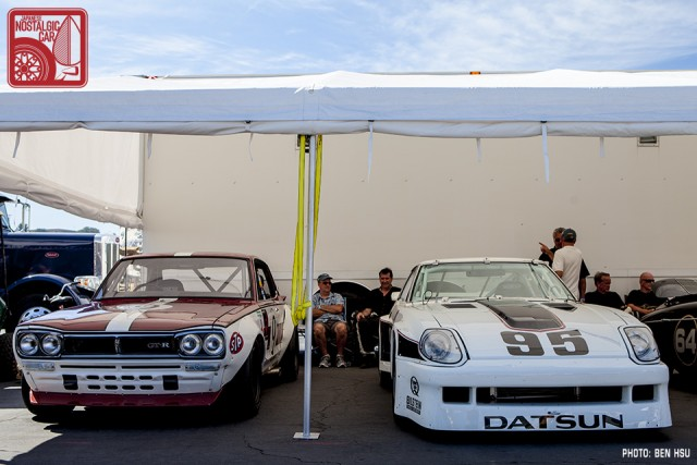 064_Datsun 280ZX Leitzinger & Nissan Skyline Hakosuka