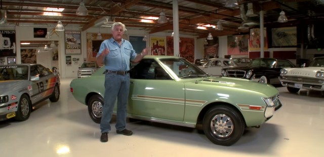 1971 Toyota Celica ST Jay Leno