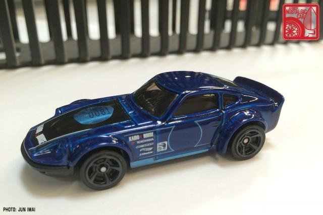 2016 Hot Wheels Nissan Fairlady Z - blue 05
