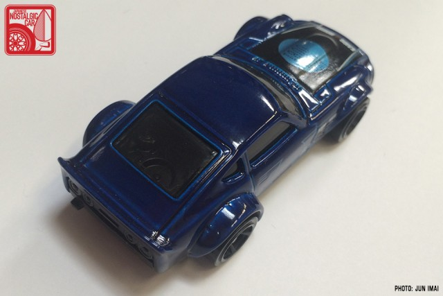 2016 Hot Wheels Nissan Fairlady Z - blue 11