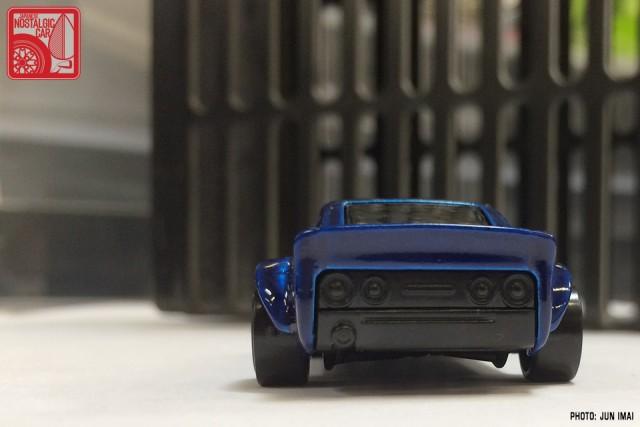 2016 Hot Wheels Nissan Fairlady Z - blue 14