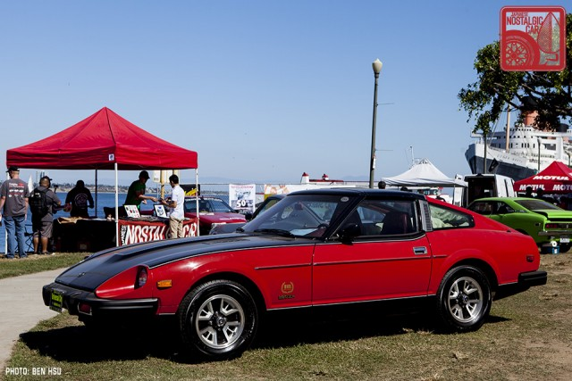 429-1654_Datsun 280ZX-Black&Red-S130