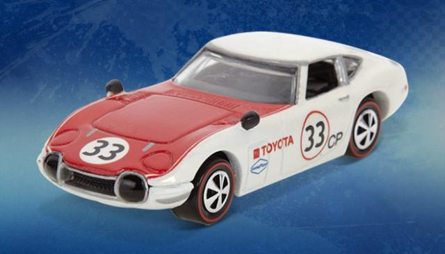 Hot Wheels RLC Toyota 2000GT Shelby