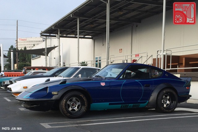Jun Imai Hot Wheels Datsun 260Z