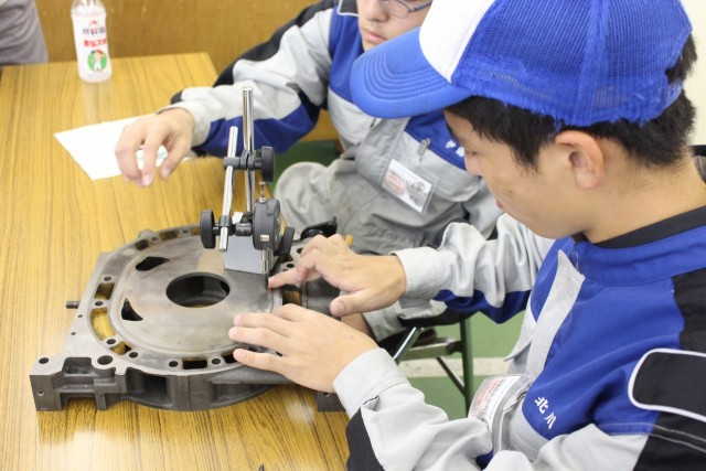 Mazda Cosmo Sport high school restoration 04