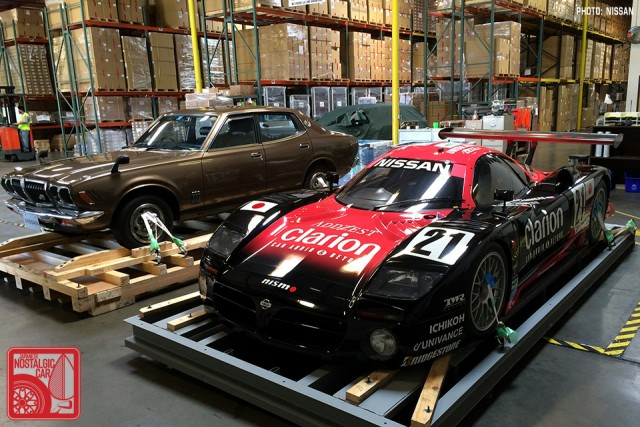 Nissan Zama cars shipping 02