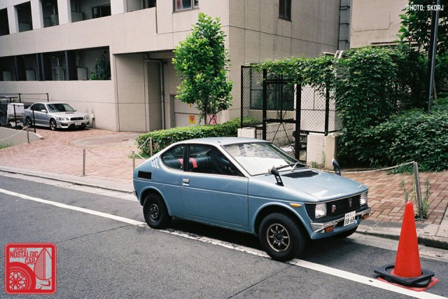 Parking in Japan 00 - Suzuki Fronte 01