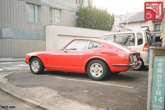 Parking in Japan 05 Private Lot - Datsun 240Z