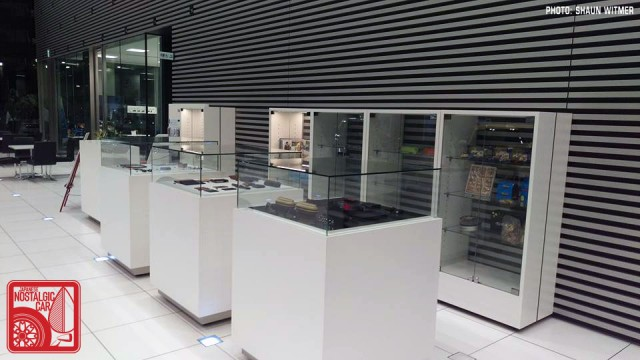 Subaru Ebisu HQ showroom 04