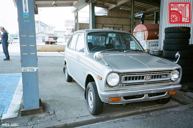 Yamagata Onsen 23 Honda Life Twin
