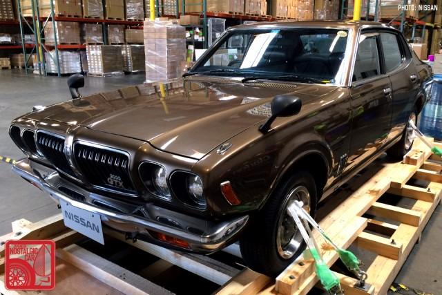 Zama Nissan Bluebird-U 610 1975 sedan 03