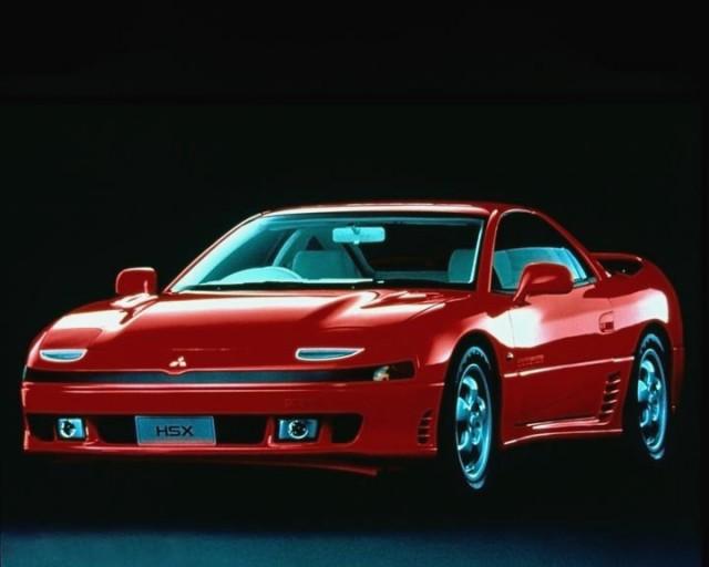 1989 Mitsubishi HSX Concept 01