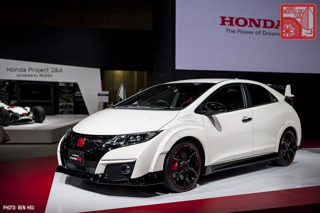 Honda Civic Type R 01