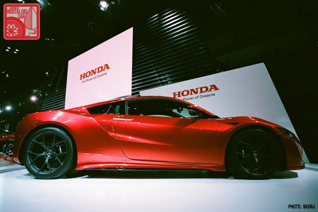 Honda NSX Sk70031w