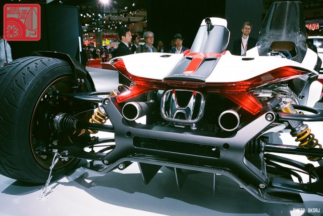 Honda Project 2&4 Sk50005w