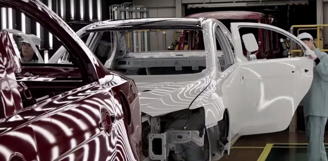 Mitsubishi Lancer Evolution Final Edition factory 07