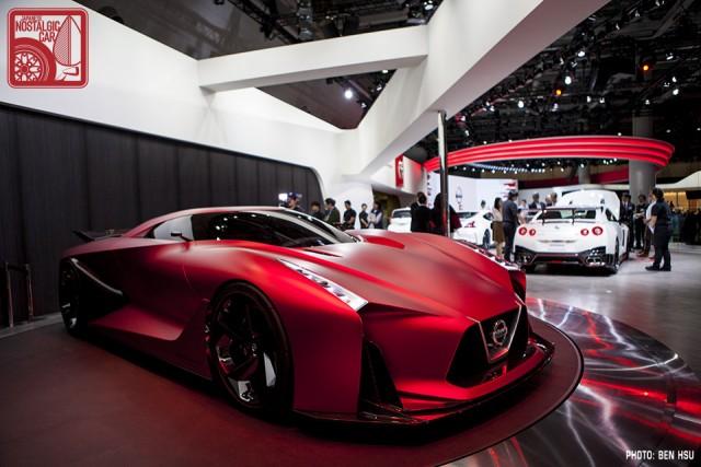 Nissan GT-R 2020 Vision Gran Turismo 02
