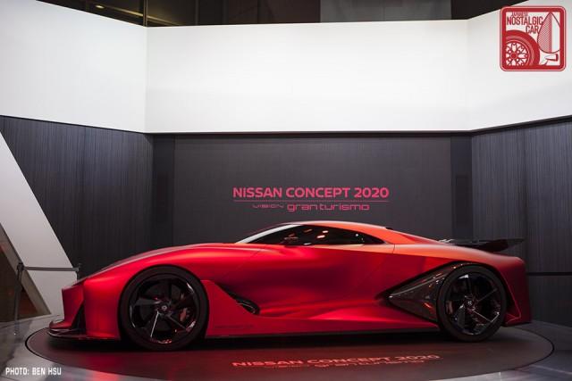 Nissan GT-R 2020 Vision Gran Turismo 11