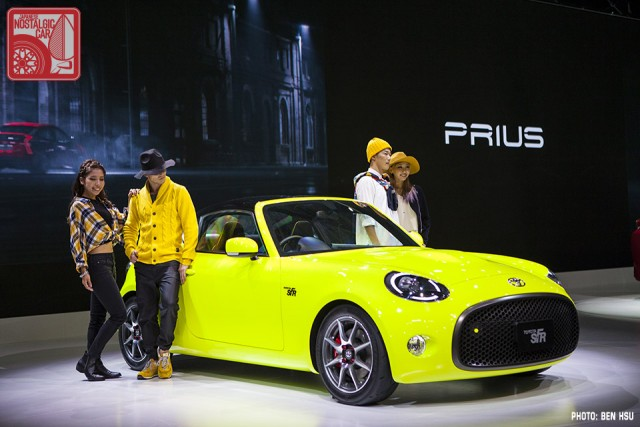 Toyota S-FR 09