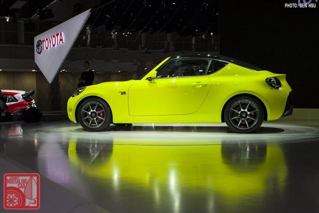 Toyota S-FR 15