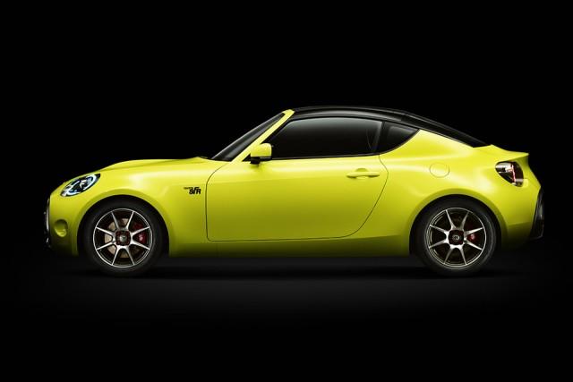 Toyota S-FR Concept 01