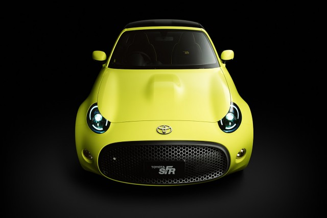Toyota S-FR Concept 07