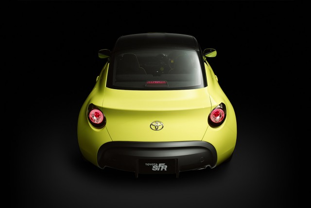 Toyota S-FR Concept 09