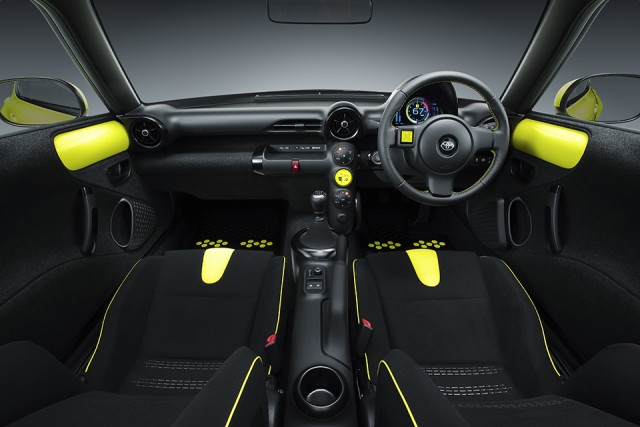 Toyota S-FR Concept 28