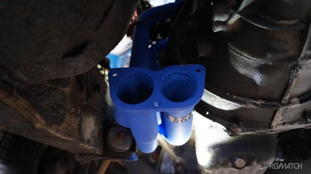 Trust Racing exhaust manifold S30 Z 07
