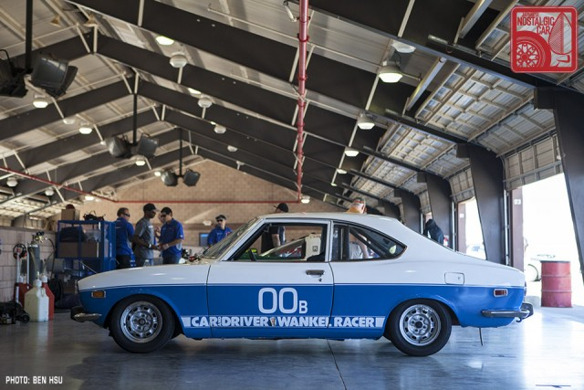 006 Mazda RX2 Car&Driver
