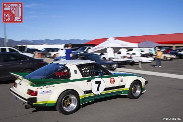 009 Mazda RX7 SA22 IMSA GTU Daytona