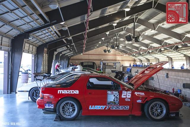 019 Mazda RX7 FC3S racing