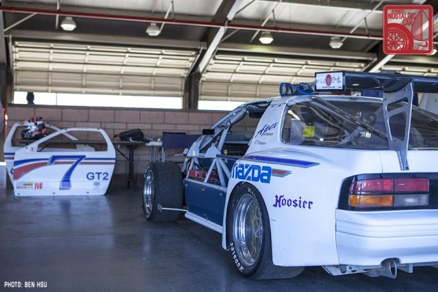 021 Mazda RX7 FC3S racing