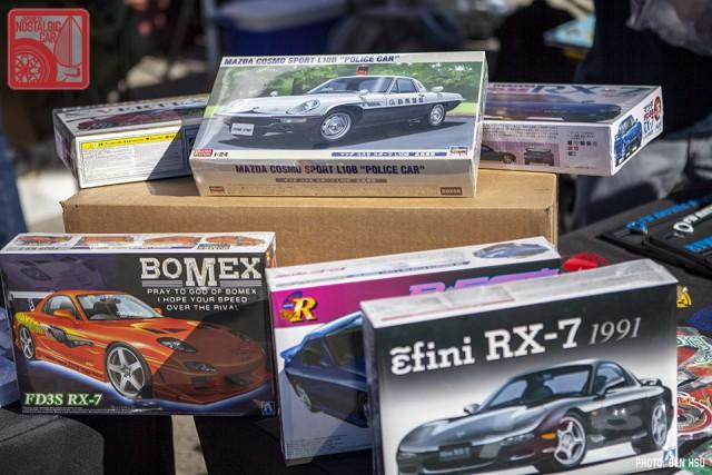 030 Mazda model kits