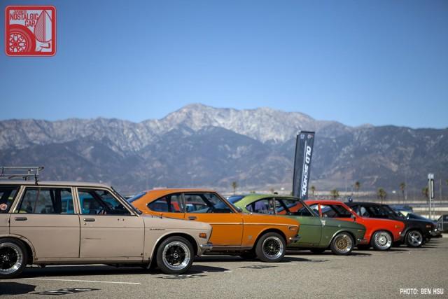 047 Datsun 510 Wagon rotary