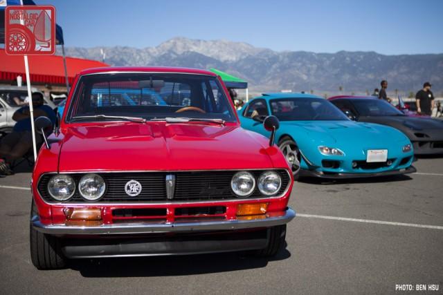 048 Mazda RX2 & FD3S